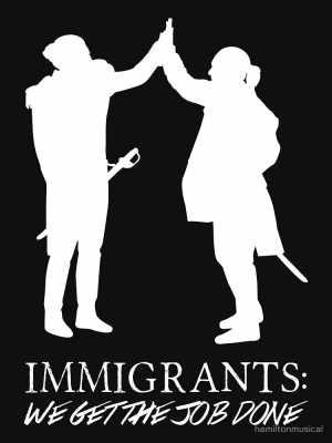 Hamilton Immigrants