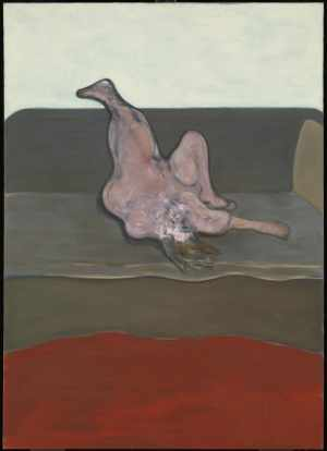 Bacon, Reclining Woman