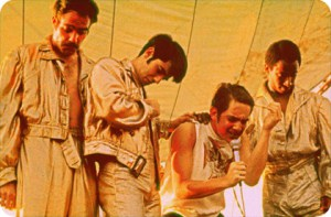 Sha Na Na at Woodstock
