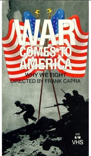 "Part of the 1945 ""Why we Fight"" series produced by Frank Capra"