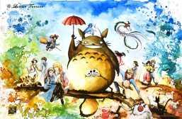 The Magic and Artistry of Studio Ghibli's Films