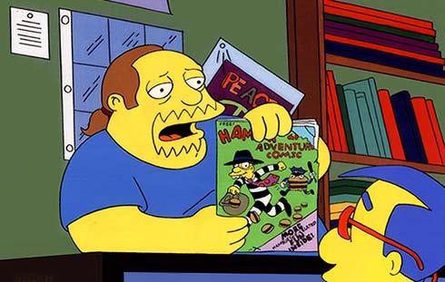 The Social Stigma of Comic Book Reading | The Artifice