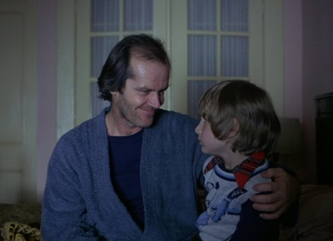 Where did they film The Shining with Jack Nicholson ...