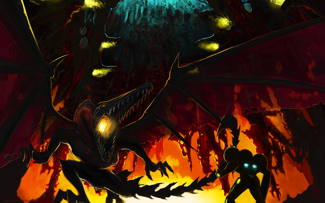 Why Nintendo Should Make a New Metroid Game | The Artifice