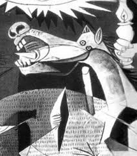 Picassos Guernica 80 Years Later The Artifice