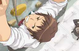 The Melancholy of Haruhi Suzumiya: The Journey of The Hero