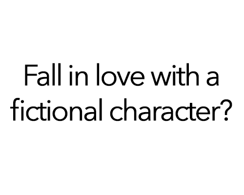 Anime Characters You Fall In Love With : Can you really fall in love with a fictional character
