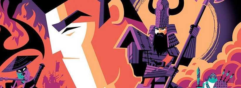 Samurai Jack: Exploring the Newfound Maturity