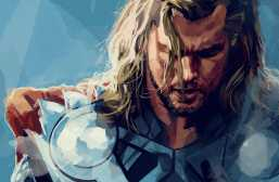 Thor's Worthiness to Wield the Hammer