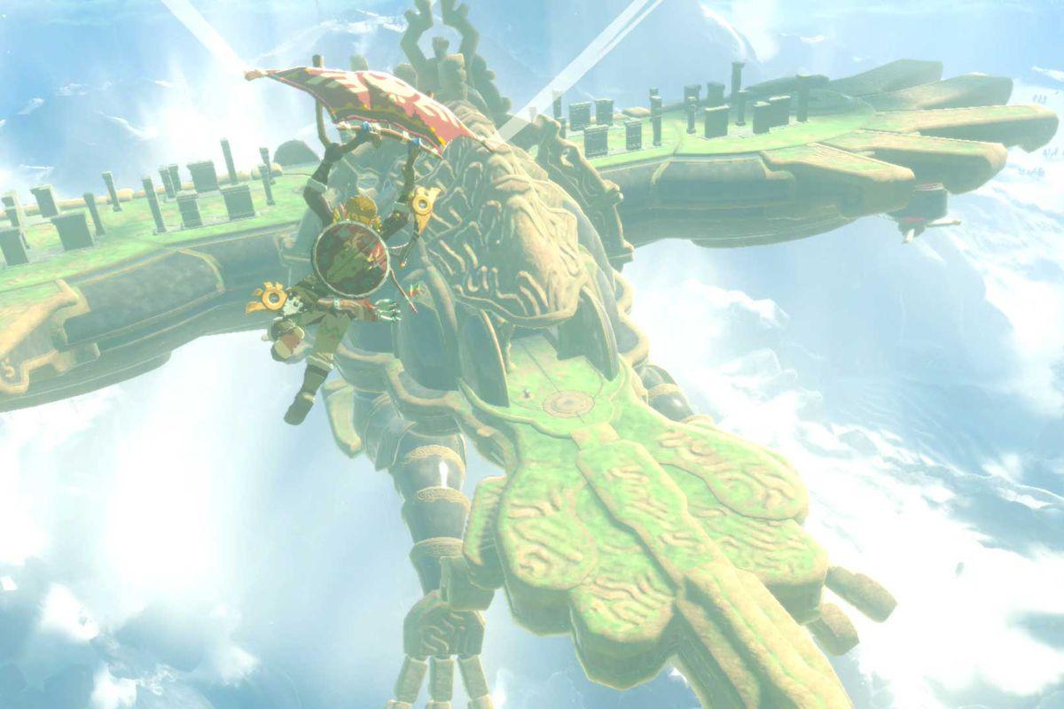 Ways That Zelda: Breath of the Wild's Sequel Can Improve