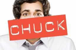 Chuck, the Anti-Spy