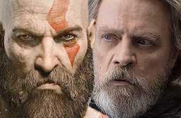 Kratos vs Luke Skywalker: How to Innovate a Protagonist