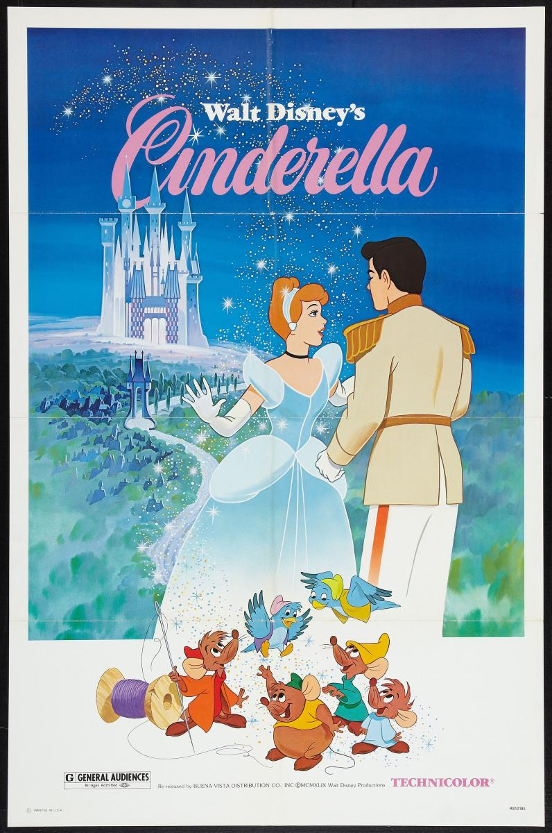 other versions of cinderella