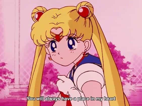 Sailor Moon lesbisk sex