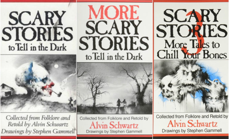 Scary Stories: In Defense of Horror for Children | The Artifice