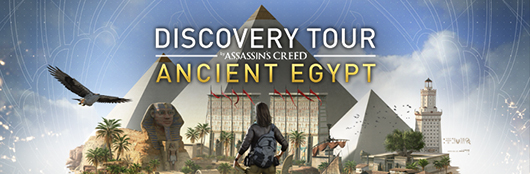 Assassin's Creed Discovery Tour Ad Banner