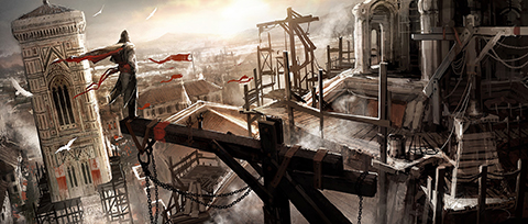 Assassin's Creed II Concept Art
