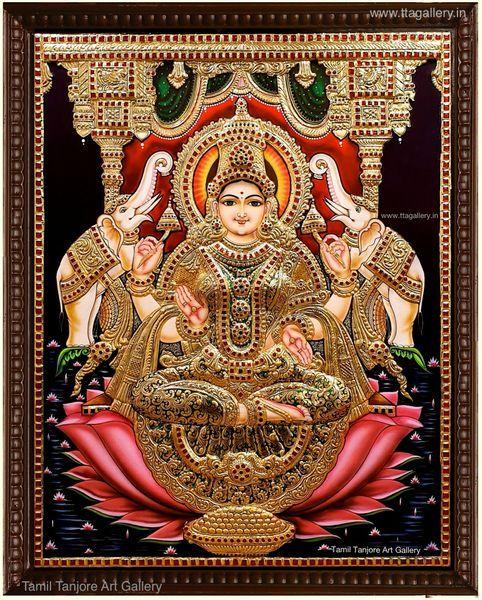 Thanjavur Art