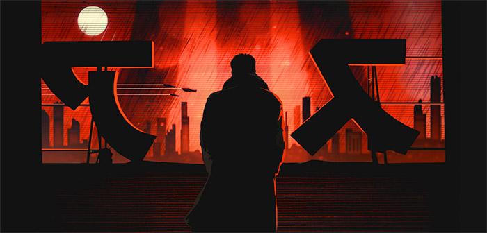 Blade Runner 2049 Artwork