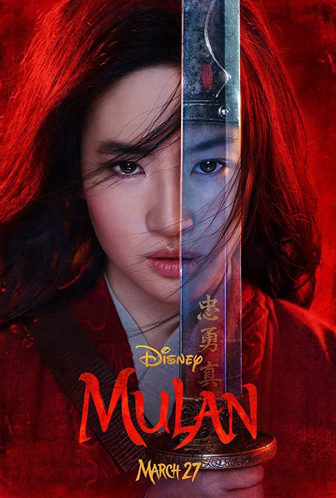 Mulan Remake Poster