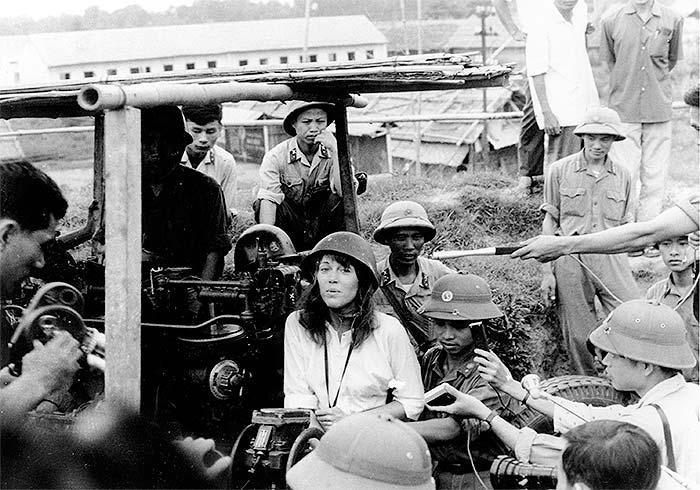 Jane Fonda VIetnam