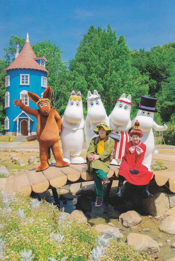 Moomins in Japan