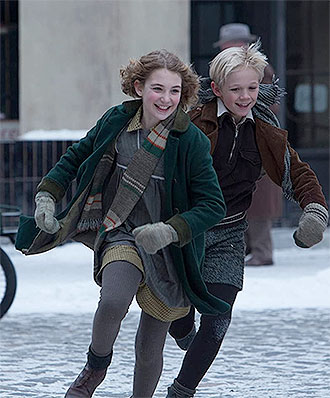 The Book Thief Liesel and Rudy