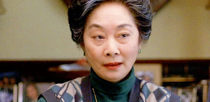 The Joy Luck Club mother