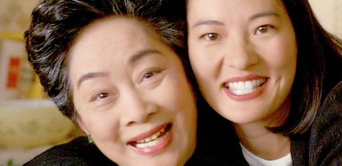 The Joy Luck Club mother and daughter