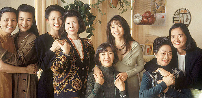 The Joy Luck Club cast