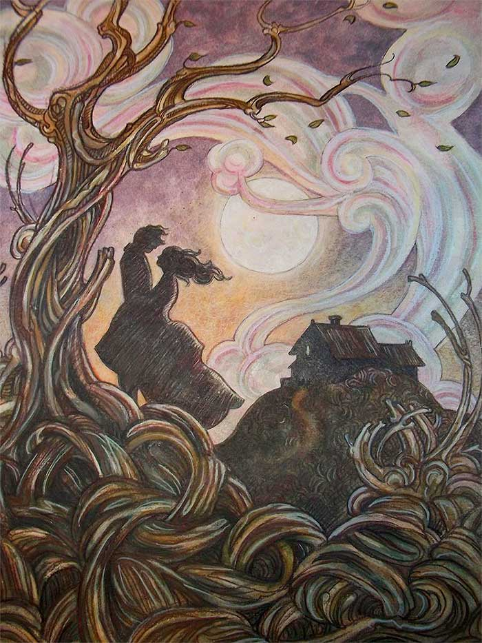 Wuthering Heights Artwork