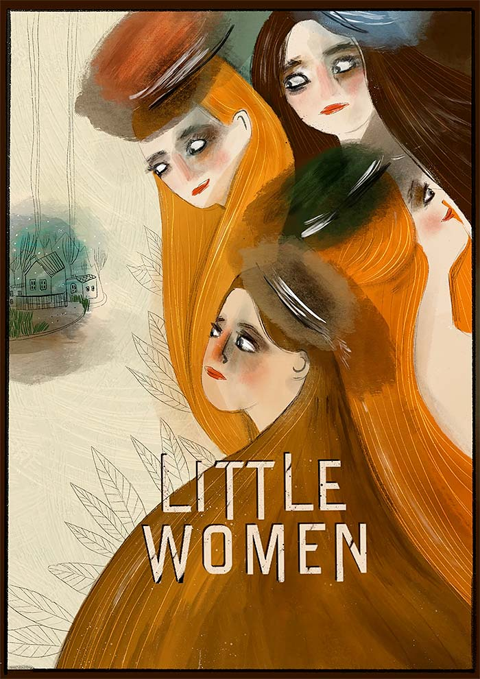 Little Women Artwork