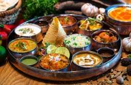 Indian Food: A Multicultural Enterprise