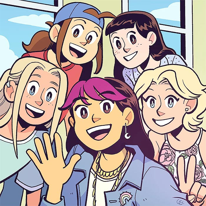 The Baby Sitters Club Classic Problematic Or Both The Artifice
