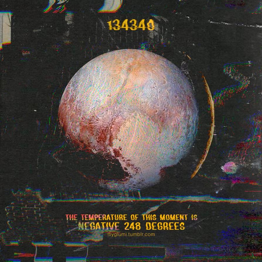 134340: Pluto' BTS