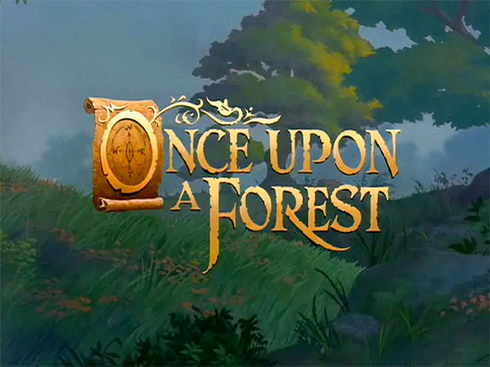 Once Upon a Forest Logo