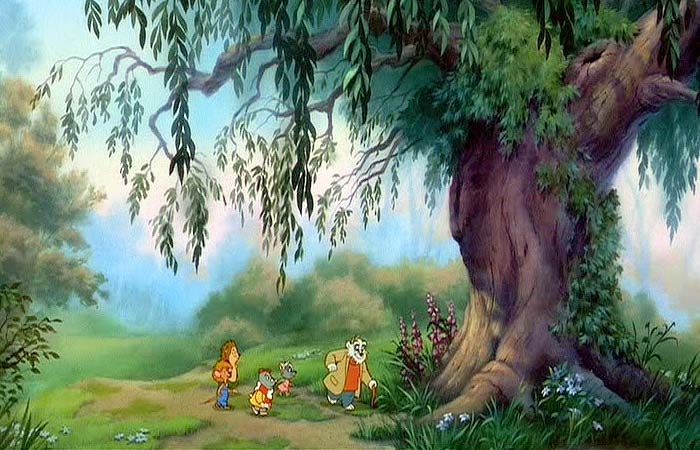 Once Upon a Forest Environment