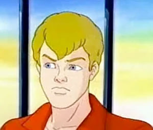 Captain Planet and the Planeteers Boris