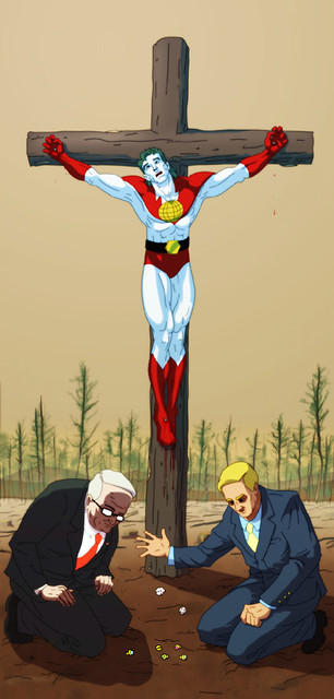 Captain Planet and the Planeteers Artwork