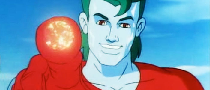 Captain Planet and the Planeteers Pointing