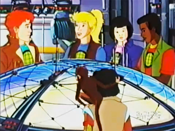 Captain Planet and the Planeteers Episode Snapshop