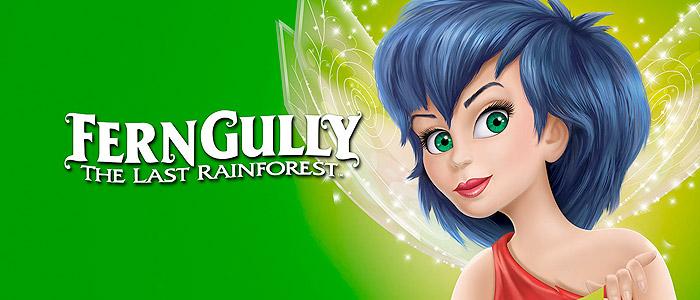 FernGully: The Last Rainforest Logo