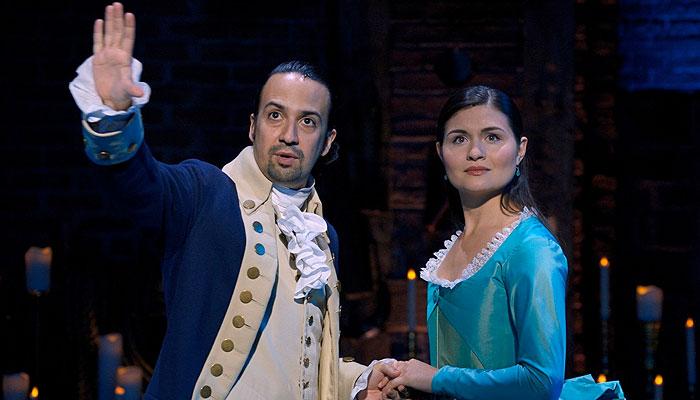 Eliza Schuyler in Hamilton