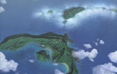 Tatsumiya Island.