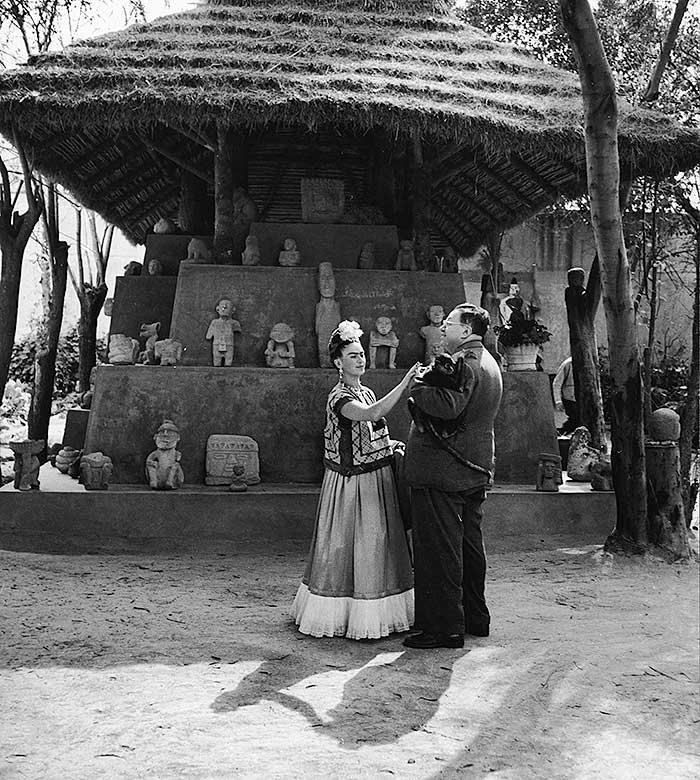 Rivera and Kahlo