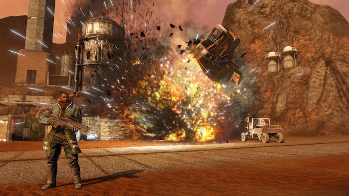 Red Faction: Guerilla (2009)