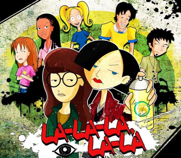 Daria artwork.