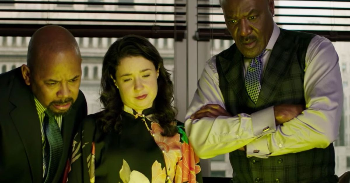 Reddick, Boseman & Lockhart