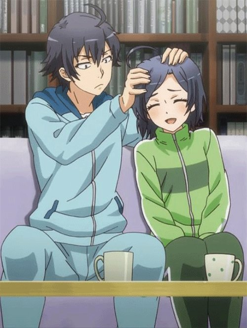 Hachiman and Komach