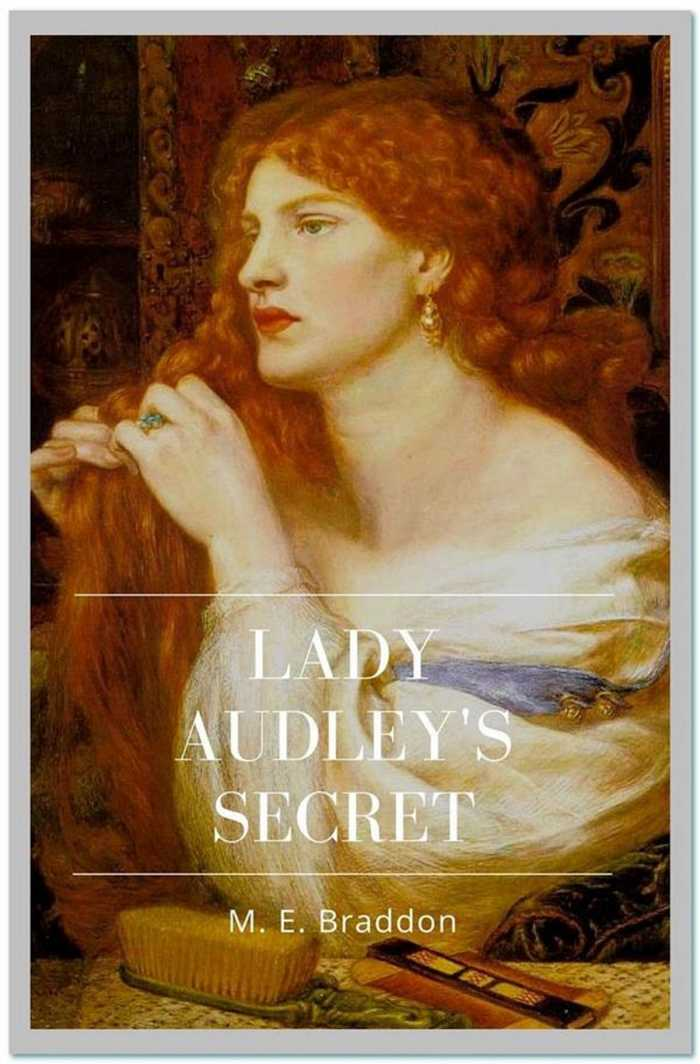 Lady Audley's Secret Book Cover